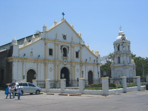 Cathedral of Saint Paul in Vigan, 2006