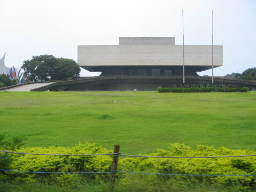 Cultural Center of the Philippines, Manila, 2005