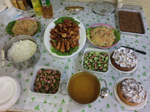 Food for Party