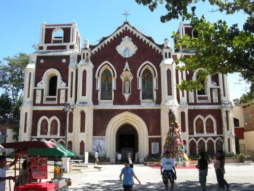 Saint Augustine Parish Church of Bantay - Vigan, Ilocos Sur, built in 1590