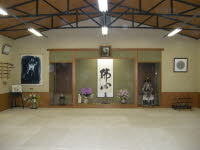 Schosenjidojo Front during after 8