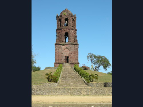 Tower of Saint Augustine Parish Church of Bantay